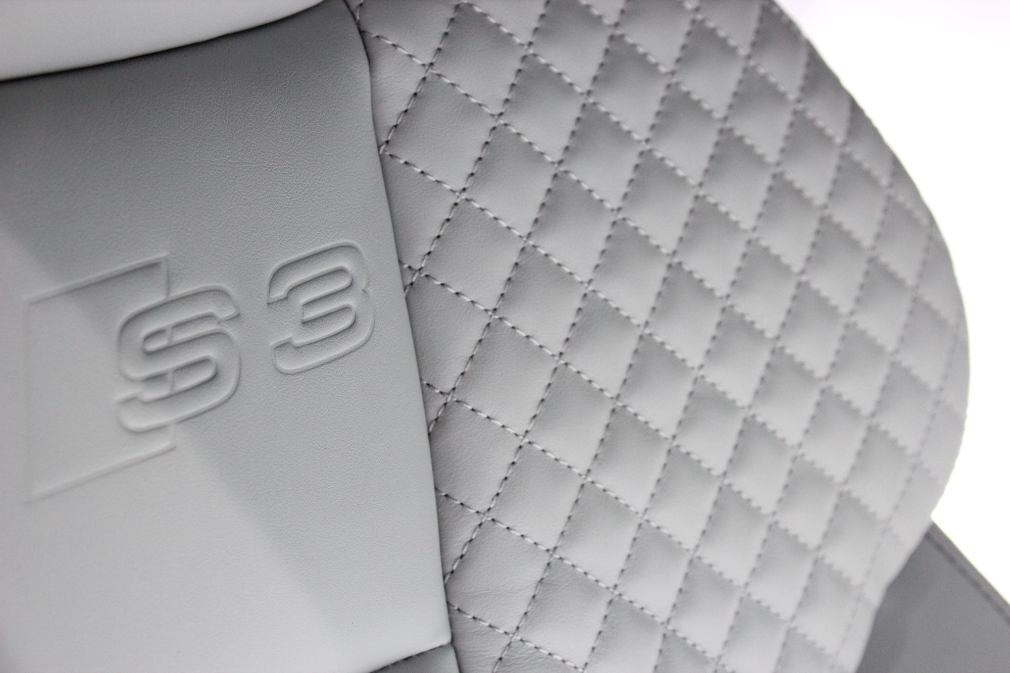 audi s3 quilted seat