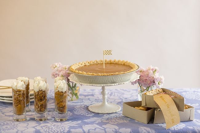 DIY The Ultimate Pie Bar #sharethejoyofpie #ad