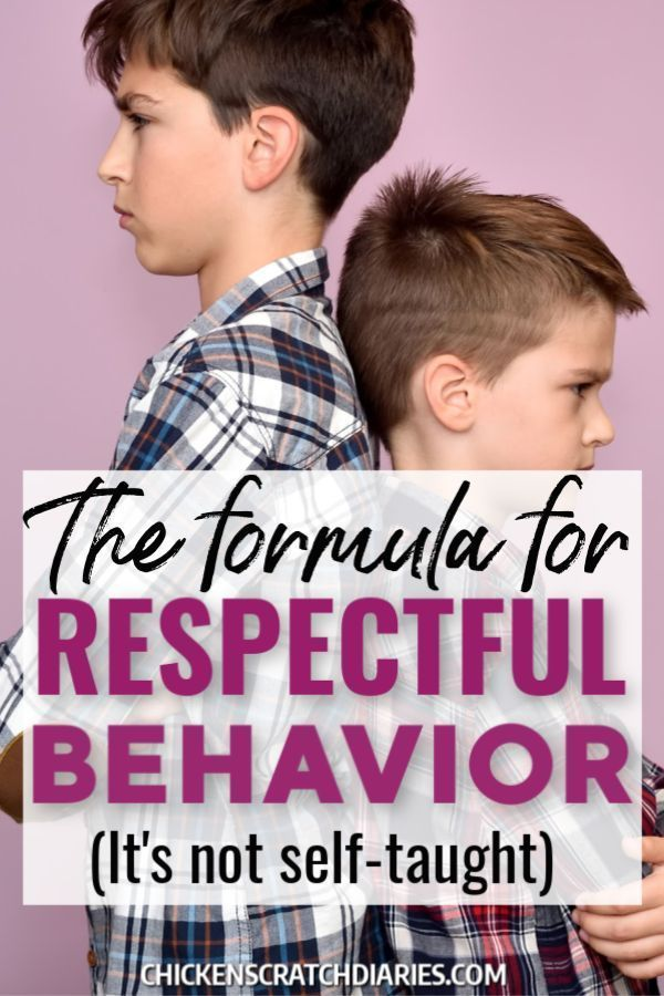 Teaching respectful behavior starts at home, but it can be a challenge for any parent.  These strategies can help to turn around disrespectful behavior and set the stage for positive character development in kids. #Respectful #Kids #Parenting