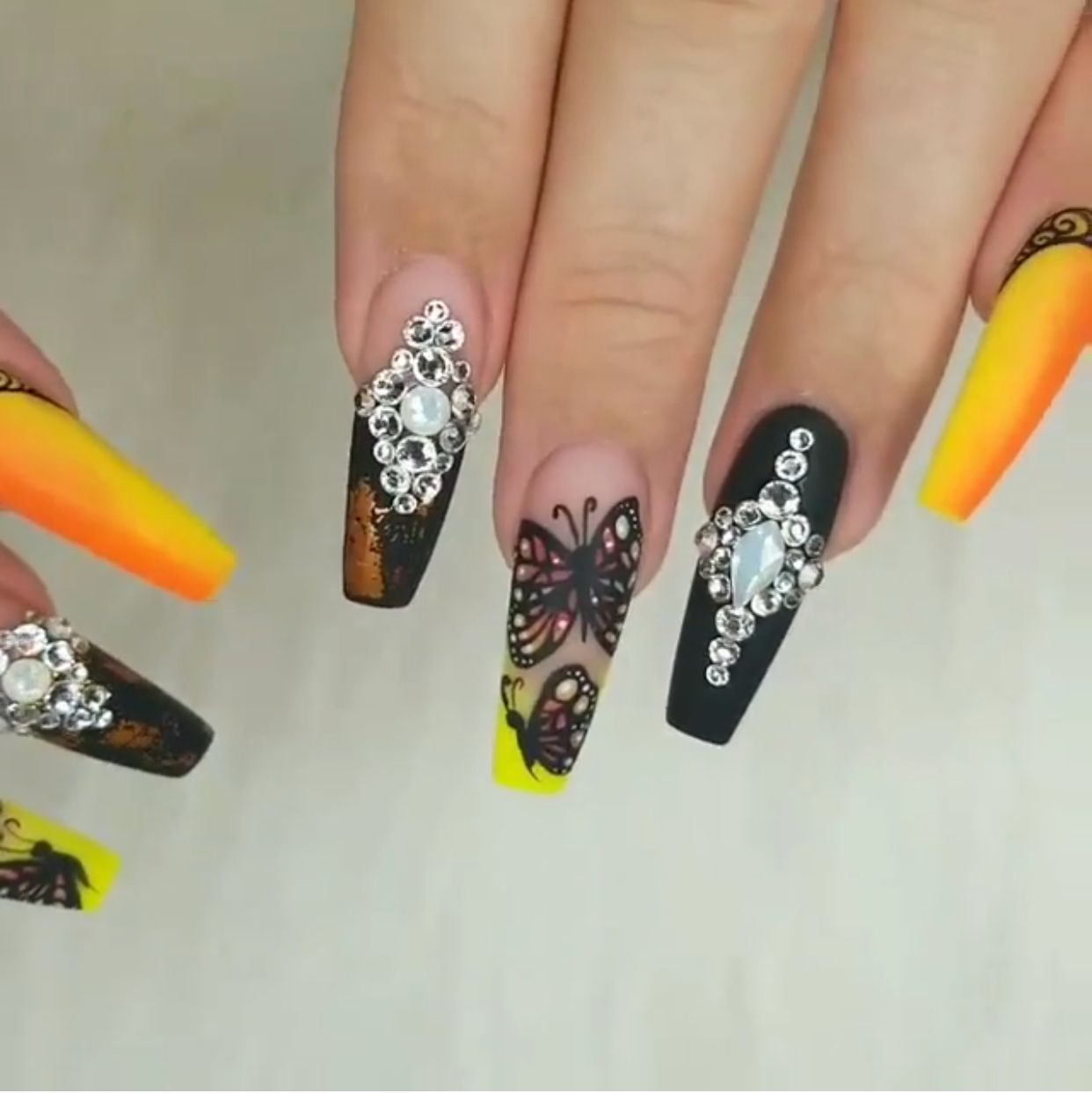 Pin By India Wylie On Nails Pinterest