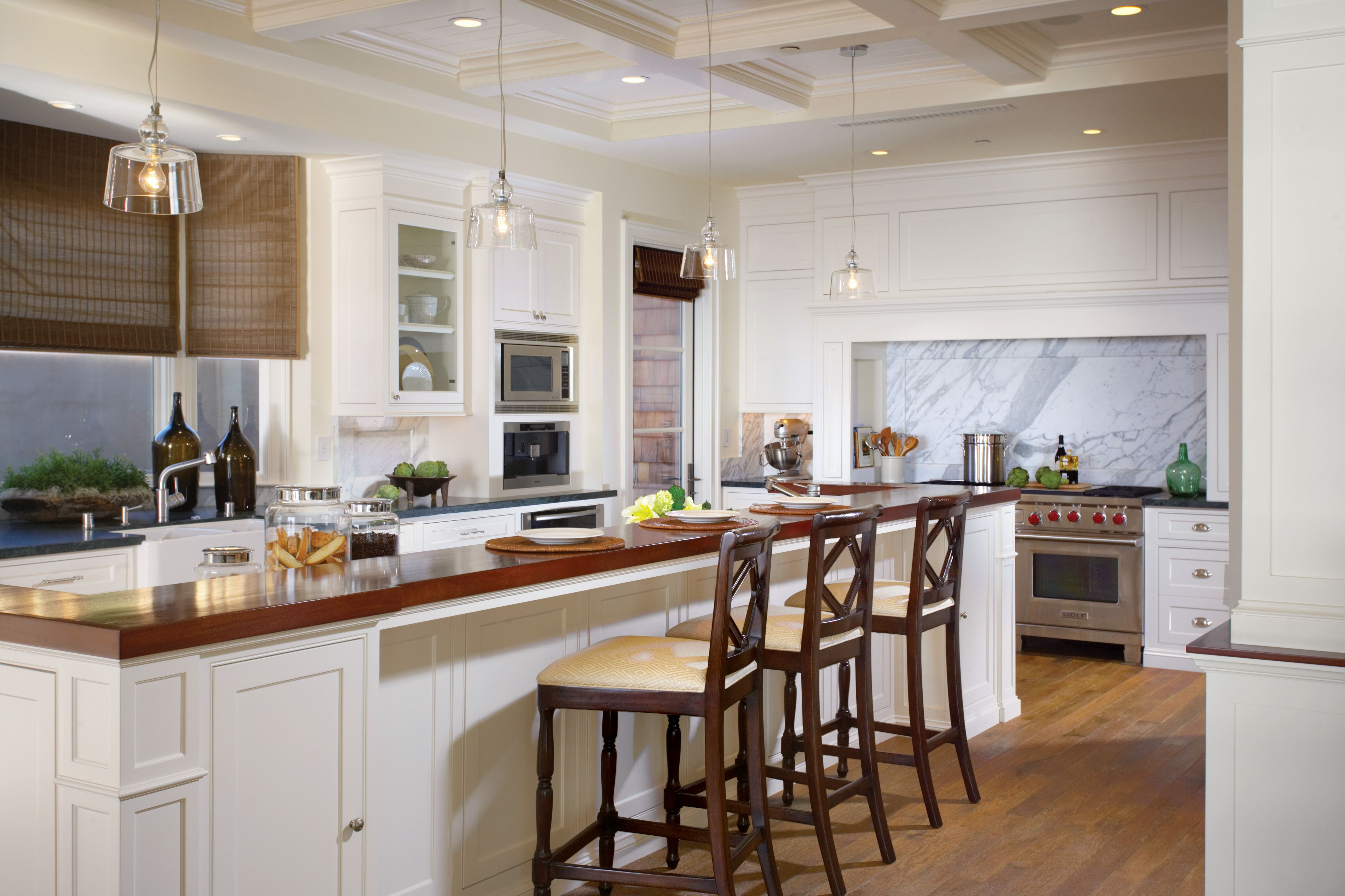 Cape cod style by wyd kitchens pinterest for Cape cod style kitchen cabinets