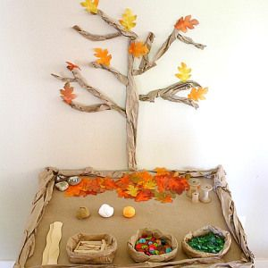 Under the Fall Tree Small World