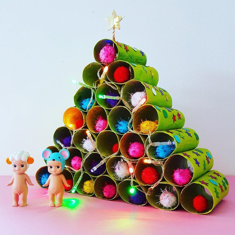 Kerst knutselen: heel veel leuke ideeën - Leuk met kids