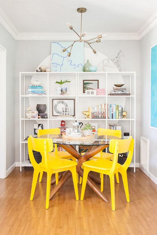 Style By Emily Henderson   Makeover By Orlando Soria   Dining Room Comes  Full Circle