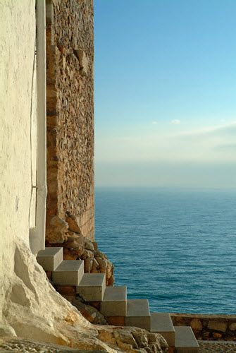 Gorgeous, Ancient, and by the sea... <3   Eze, France
