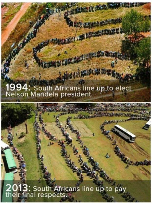 Random Pictures Of The Day 72 Pics Nelson Mandela African