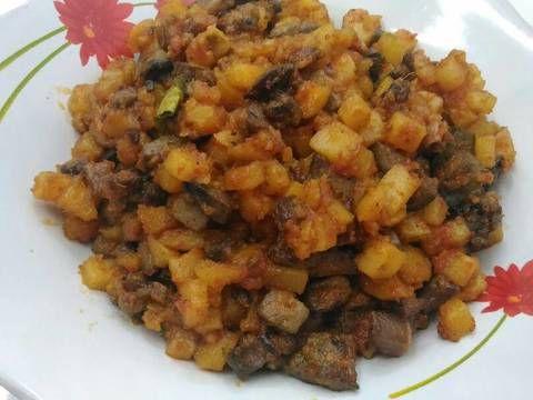 Sambal Goreng Ati Ampela Recipe With Images Sambal Food
