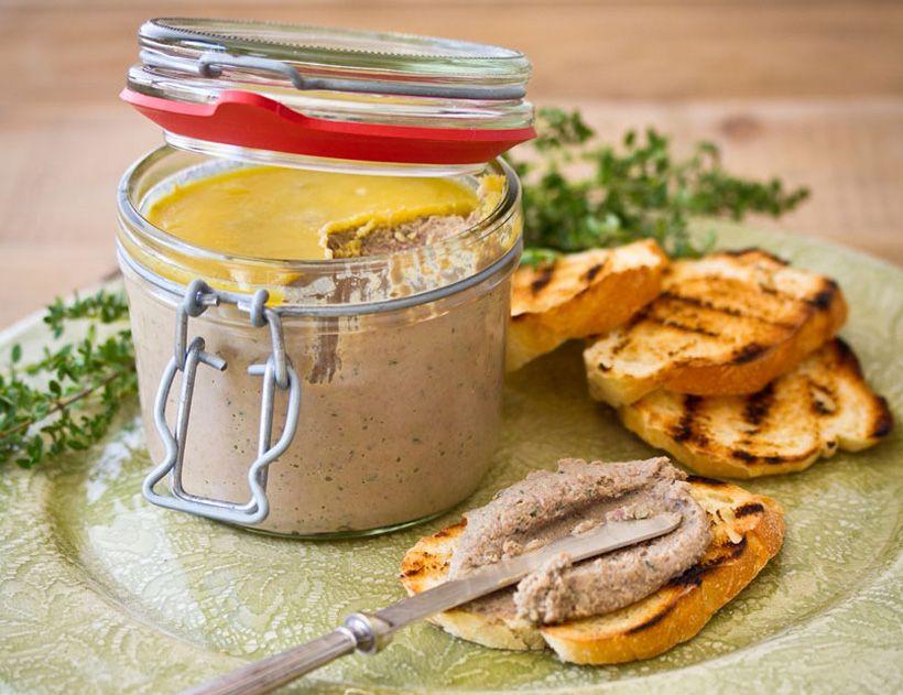 Desvistiendo A Letizia Hígados De Pollo Paté De Hígado De Pollo Recetas Para Cocinar