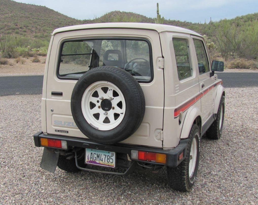 Tan Tin Top 1987 Suzuki Samurai Suzuki Samurai Suzuki Jimny Suzuki