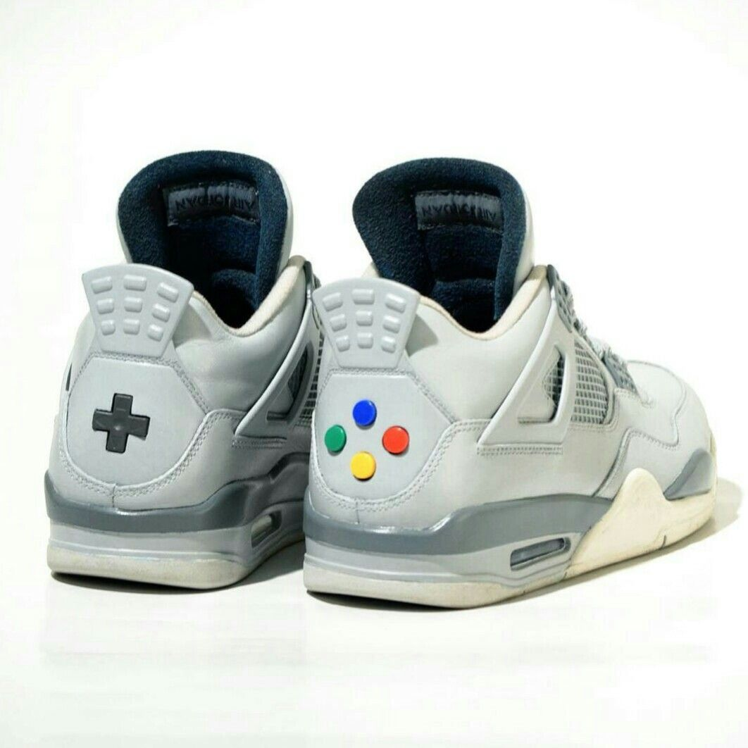 SUPER NINTENDO.   Sneakers, Air jordans