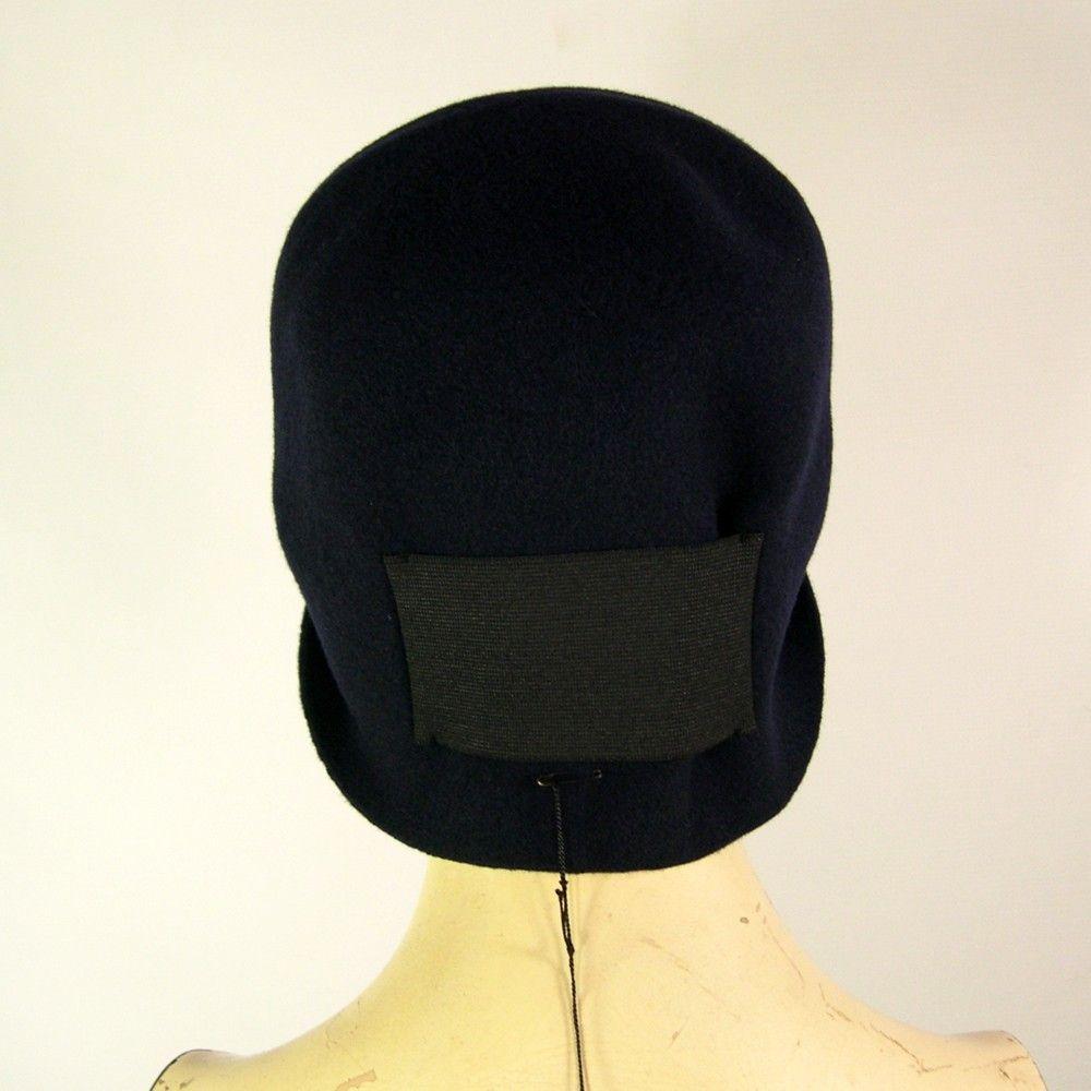Scha Hat - Taiga Medium Winter - Dark Blue