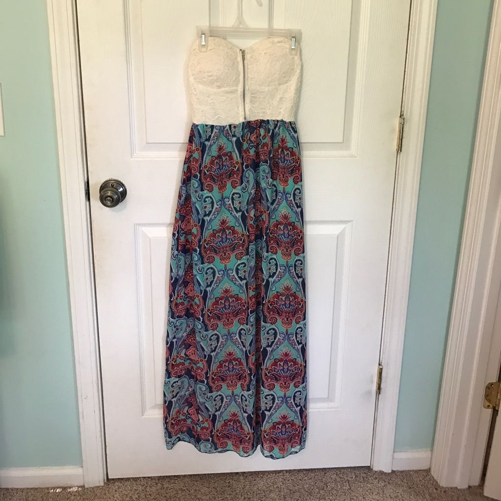 Strapless maxi dress strapless maxi and products