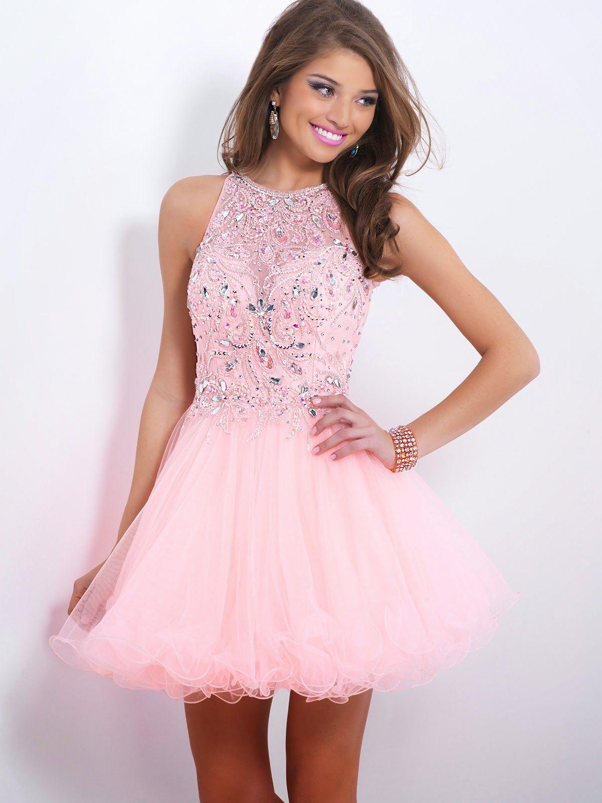 Llamativos vestidos de fiesta para niñas | Moda y Tendencias ...