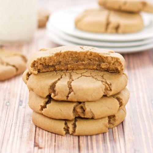 Maple Brown Sugar Cookies Recipe