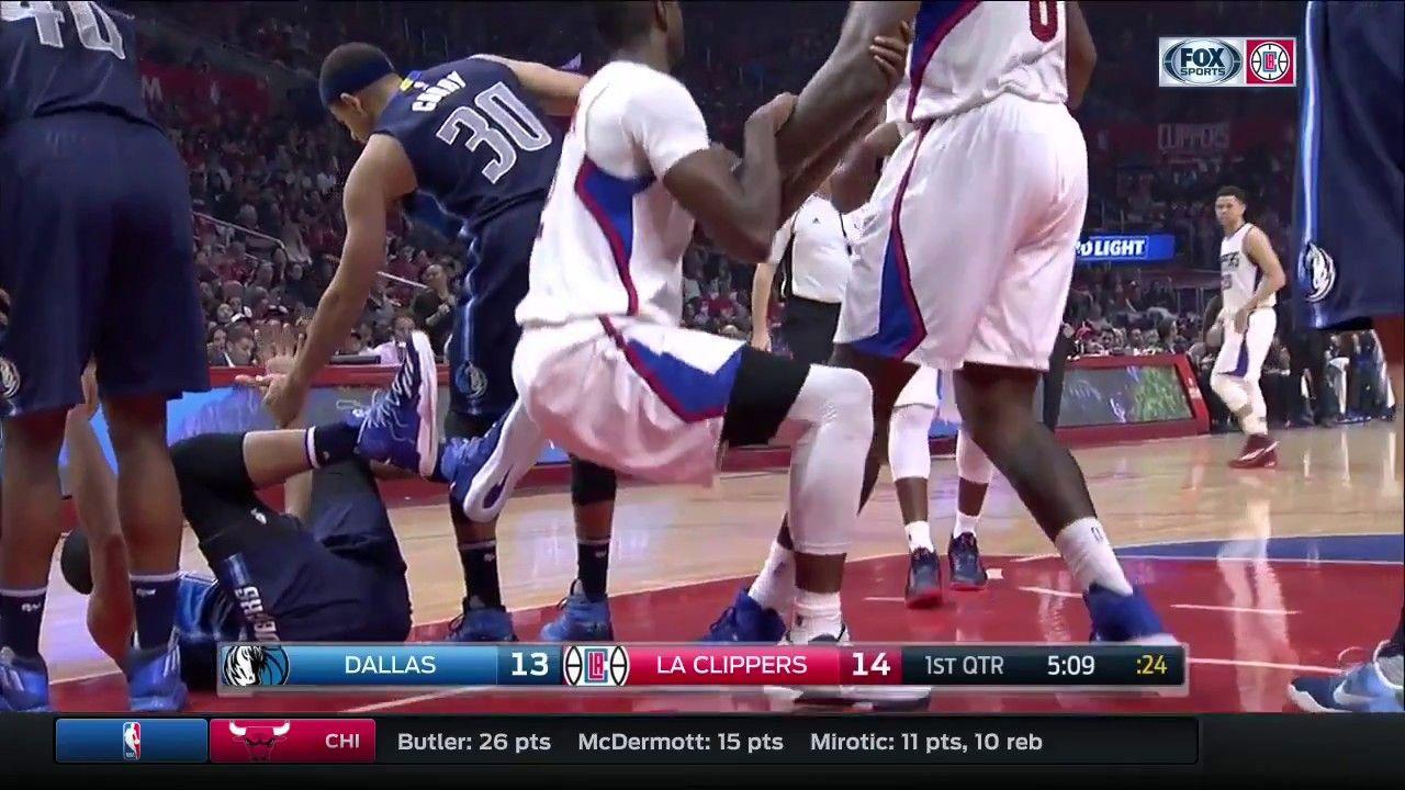 Dallas Mavericks Vs Los Angeles Clippers Full Game Replay 23 12 2016 Los Angeles Clippers Dallas Mavericks Youtube