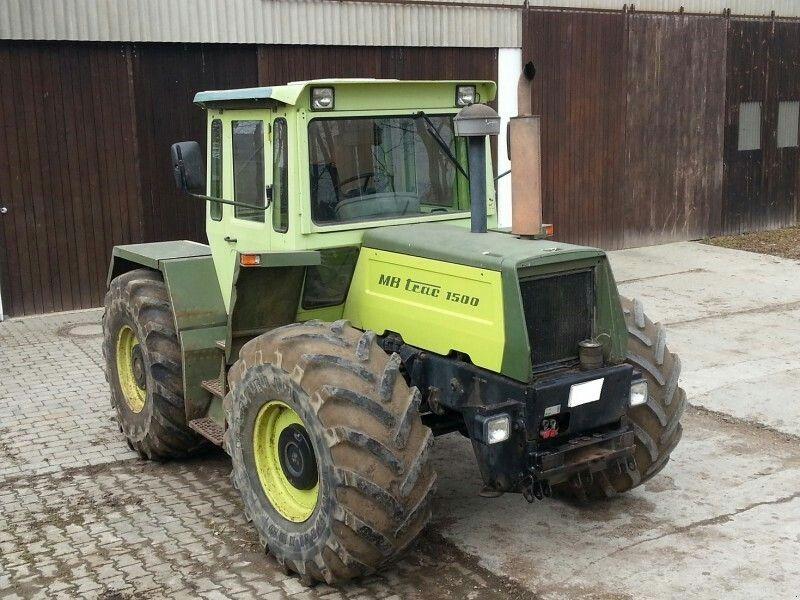 mb trac 1500 mb trac pinterest tractor mercedes. Black Bedroom Furniture Sets. Home Design Ideas