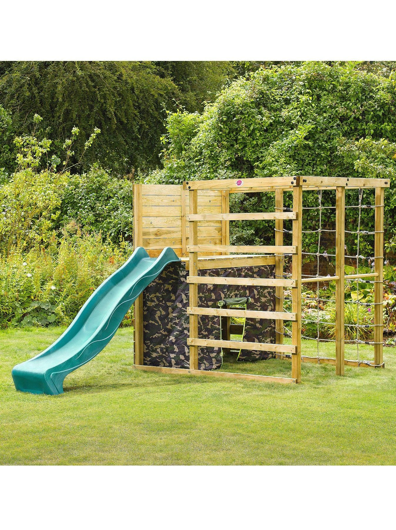 Plum Climbing Cube Wooden Play Centre In 2019 Zahrada Pro Děti