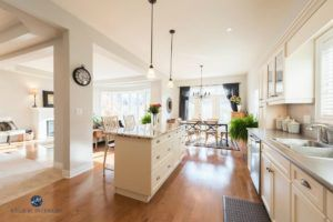 Sherwin Williams Best Gray And Greige Agreeable Gray Open Concept Living Dining Kitchen Kylie M I Sherwin Williams Best Gray Interior Paint Agreeable Gray