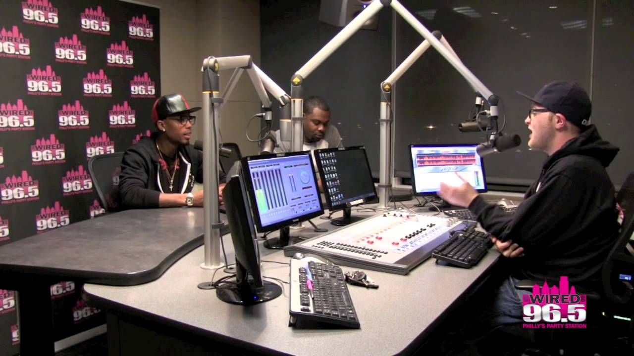 Buster interviews B.o.B. | Wired 96.5 | Interviews | Pinterest