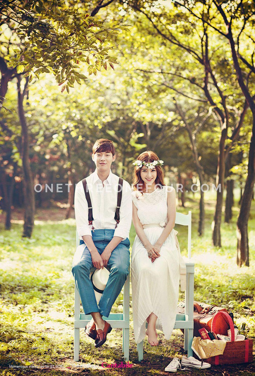 Outdoor Photography Collection | Korean wedding