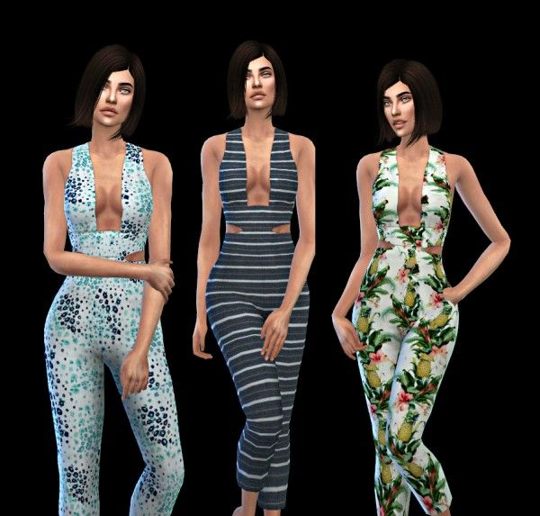 the sims 4 female clothes   Tumblr   The sims 4 roupas, Sims