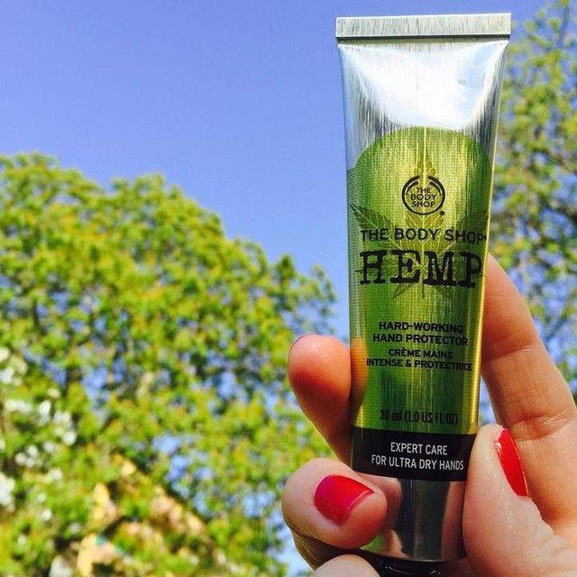 Hemp Hand Cream | abillionveg