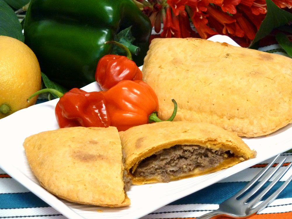 Jamaican Beef Patties Recipe Ethnic recipes, Jamaican