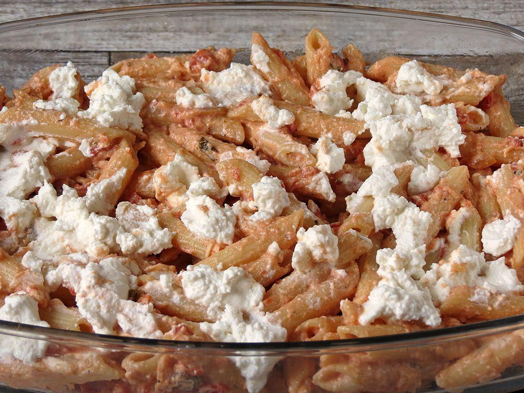 Baked Ziti With Ricotta | Recipe | casseroles | Pinterest | Ziti ...