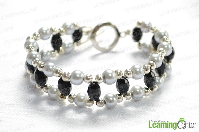 Make A Diy Beaded Bracelet With Easy Beading Patterns Pandahall