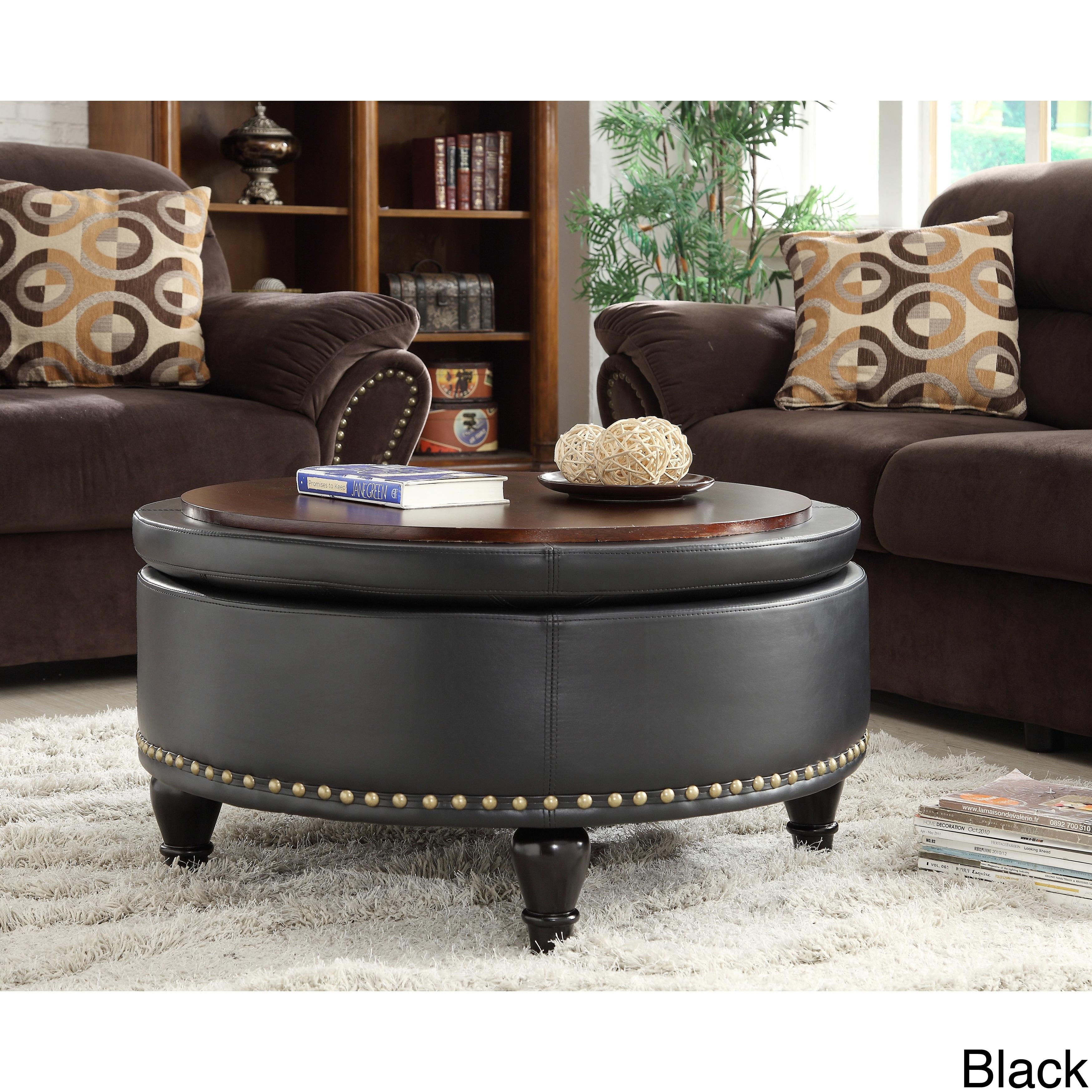 Bassett Furniture Augusta Ga: Office Star Products Inspired By Bassett Augusta Round