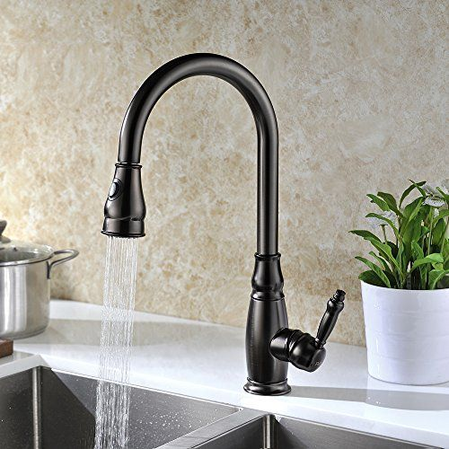 Delta Faucet 9113-BL-DST Essa Single Handle Pull-Down