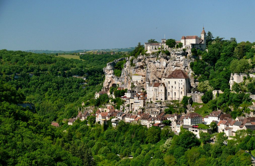 Rocamadour & the Black Madonna. 30 Things You Didn't Know You Could do in Europe. #Europe #Travel #Vacation #Holiday #Activity #See #Do #Itinerary #France #Ideas #Surprise #Secret Image credit: flickr.com/dynamosquito/