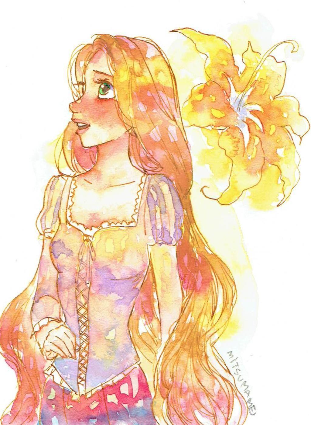 On disney revisit pinterest raiponce disney et - Reponse dessin anime ...