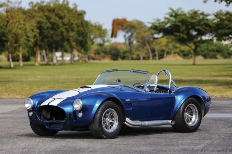 1967 Shelby 427 S/C Cobra (photo: Ryan Merrill)