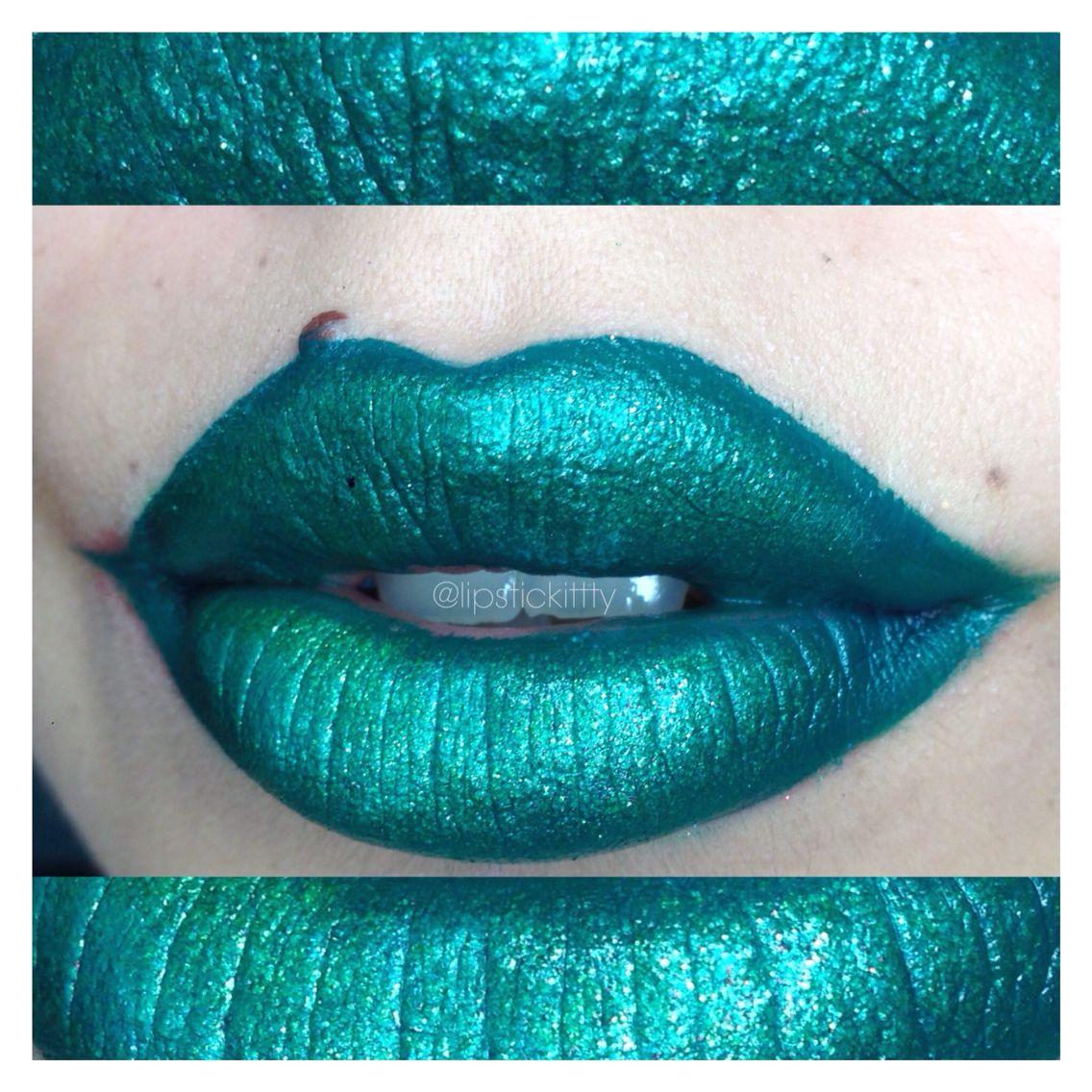 Melt cosmetics Blow lipstick Sugarpill Lumi and sparkage pigments