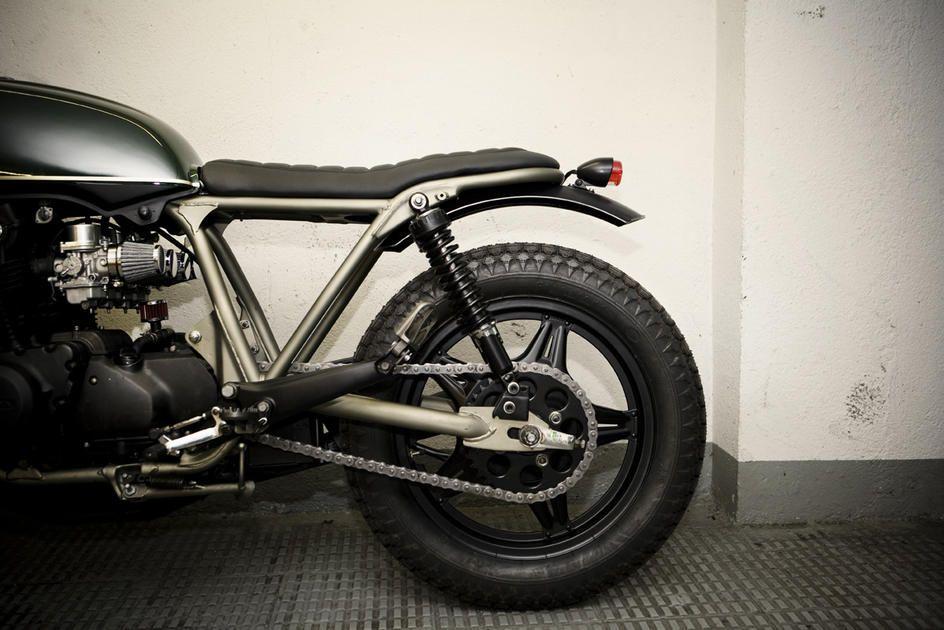 honda cb 750 - crd#3 military gold / motos en venta / motos / home
