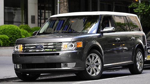 Ford Flex Suv Maximum  Luggage Exclusive Range Of Executive Suvs For Toronto Airport Limo Taxi Shuttle Transfers And Corporate Point To