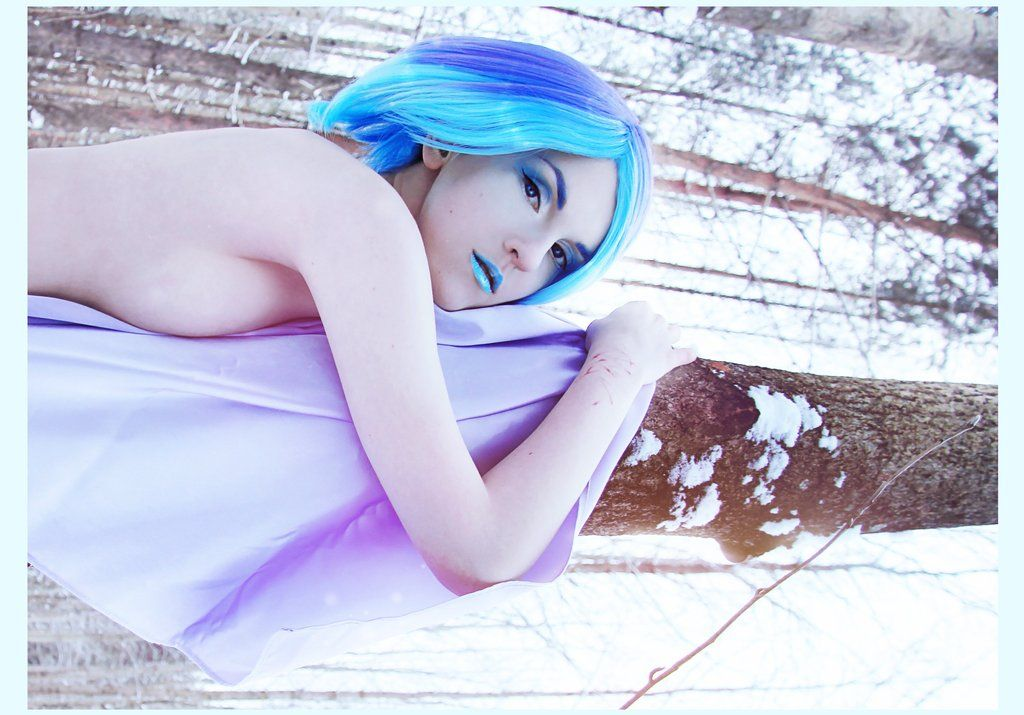 Lady of ice [2] by AliceYuric.deviantart.com on @deviantART