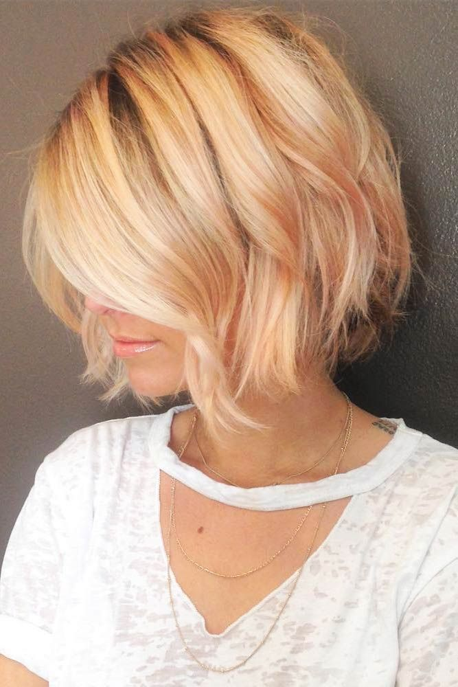 23 Cute Short Bob Haircuts For Women Pinterest Short Bobs