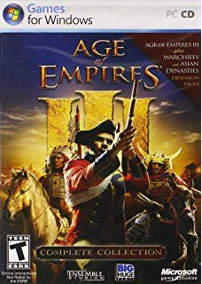 Age Of Empires Iii Complete Collection Pc Age Of Empires Age