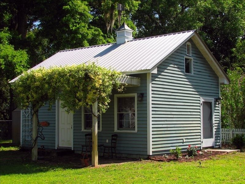 The Captainu0027s Cabin! Our Vacation Rental For Two In St. Marys, GA.