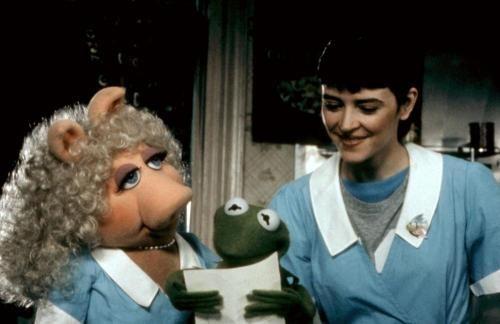 Jenny Take Manhattan Father Muppets