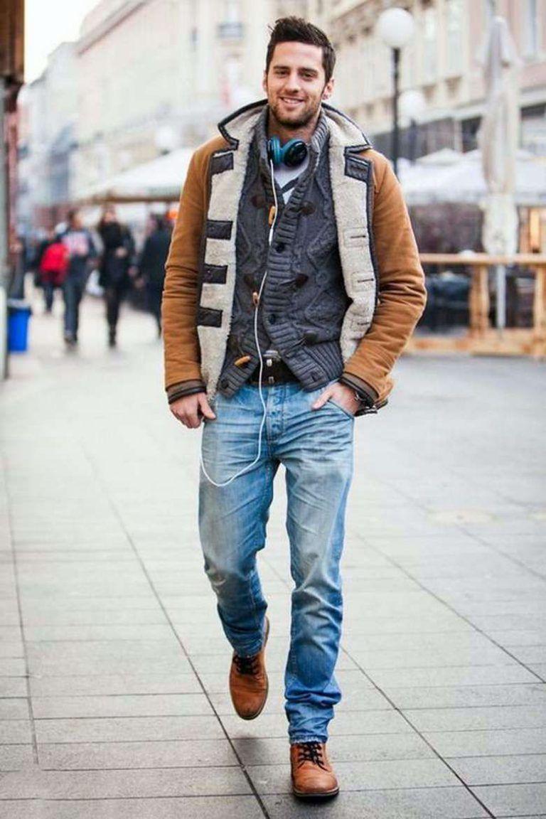Ditch The Hoodie Men S Rugged Style 26 Photos Suburban Men Mens Fashion Classy Mens Winter Fashion Mens Fashion Casual Winter
