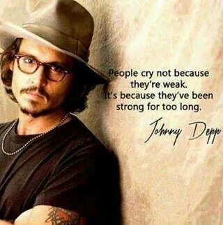 Johnny Depp Zitate