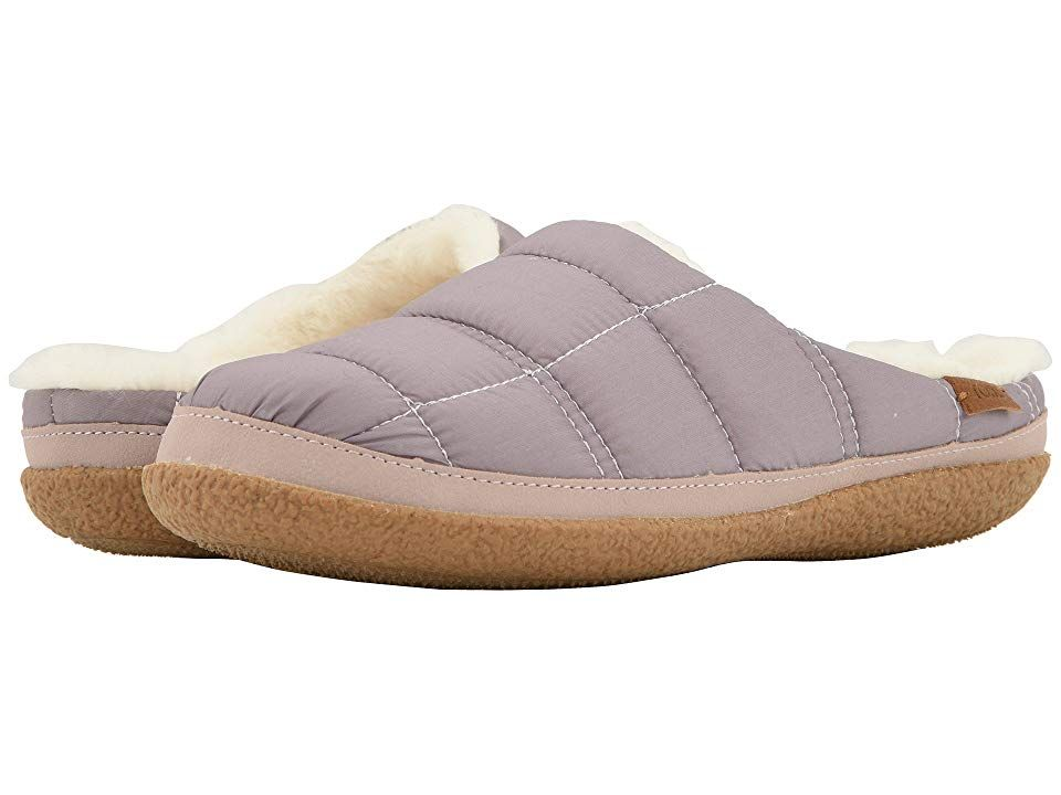 TOMS Ivy Lavendar Quilt Womens Slippers With every pair of shoes you purchase TOMS will give a new pair of shoes to a child in need One for One Slip into the luxe look of...