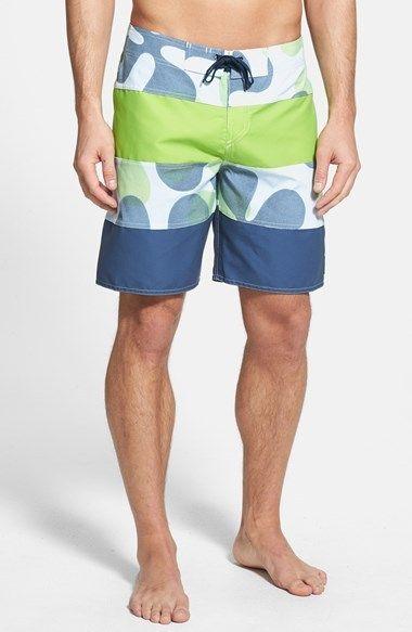 01e1af848e Quiksilver 'Massive' Board Shorts on shopstyle.com Swim Shorts, Swim Trunks,