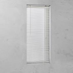 Expo Ambiente Jalousie (Weiß, B x H: 110 x 175 cm, Aluminium)