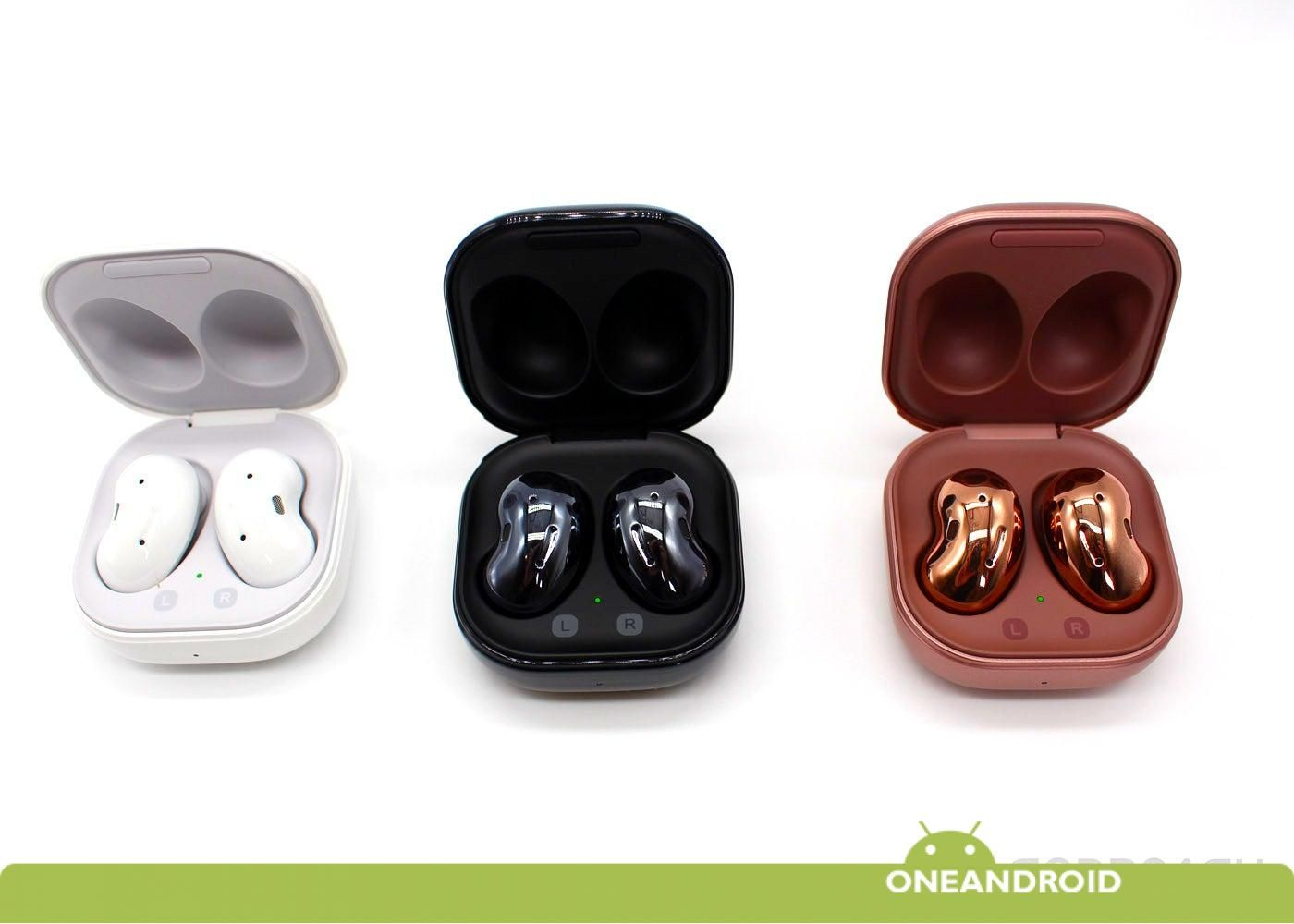 Samsung Galaxy Buds Live Introduced Noise Cancellation And Bean Shape Price And Where To Buy Them Noise Cancelling Samsung Samsung Galaxy