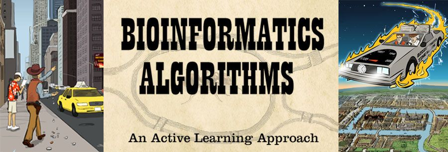 Bioinformatics Algorithms An Active Learning Approach Learning