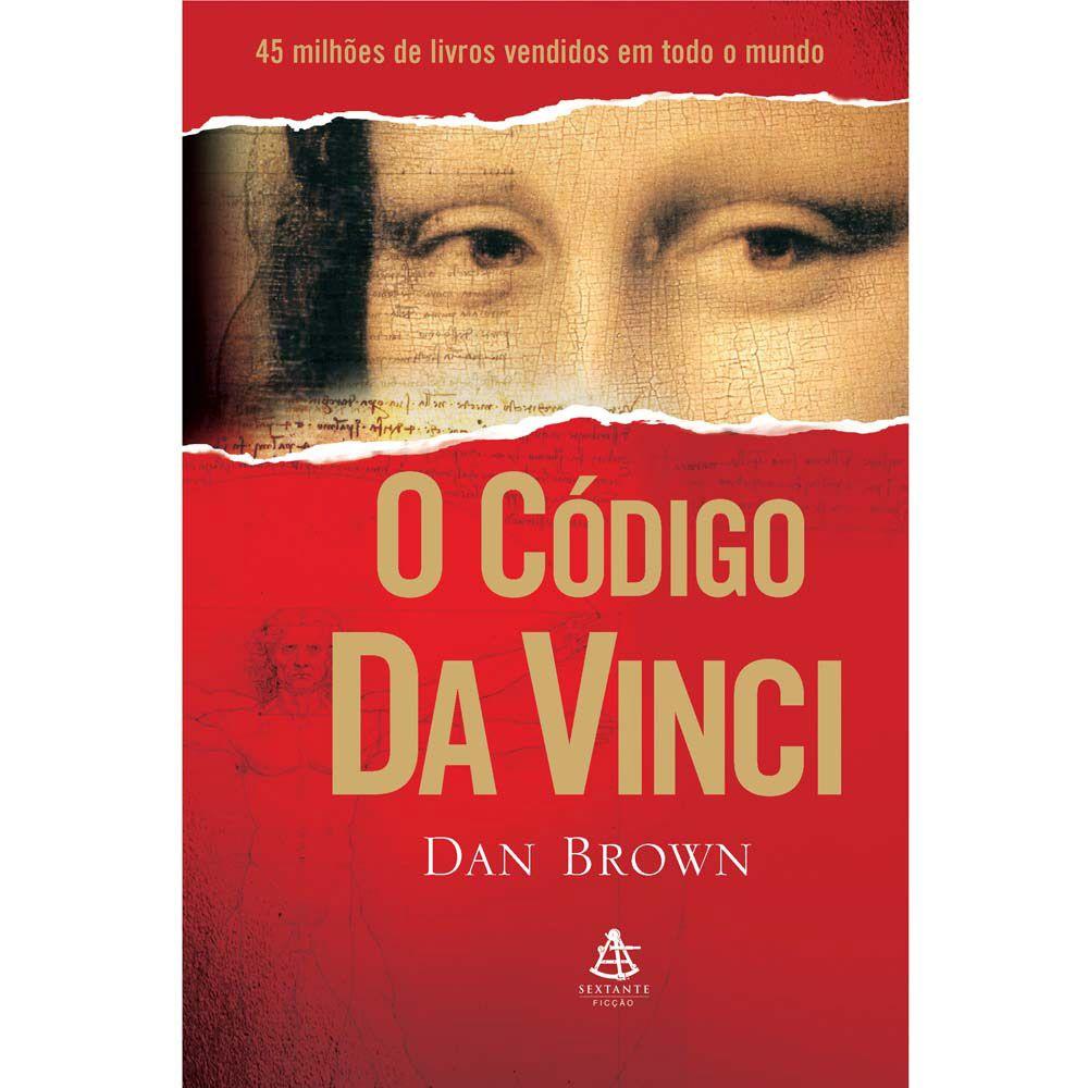 Livro O Codigo Da Vinci Livros Mais Vendidos Livros Dan Brown